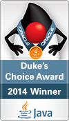 Duke's choice award 2014